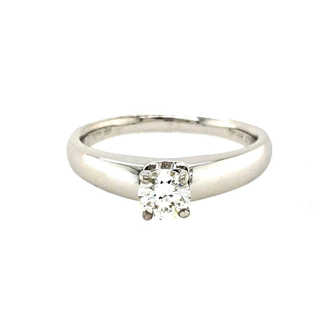 Diamond Cathedral Ring