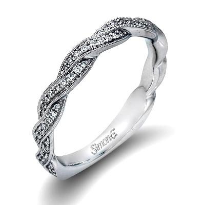 Diamond Twist Band