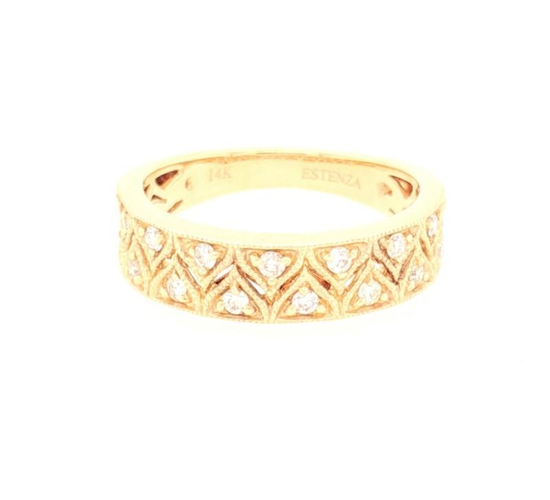 Diamond Geometric Band