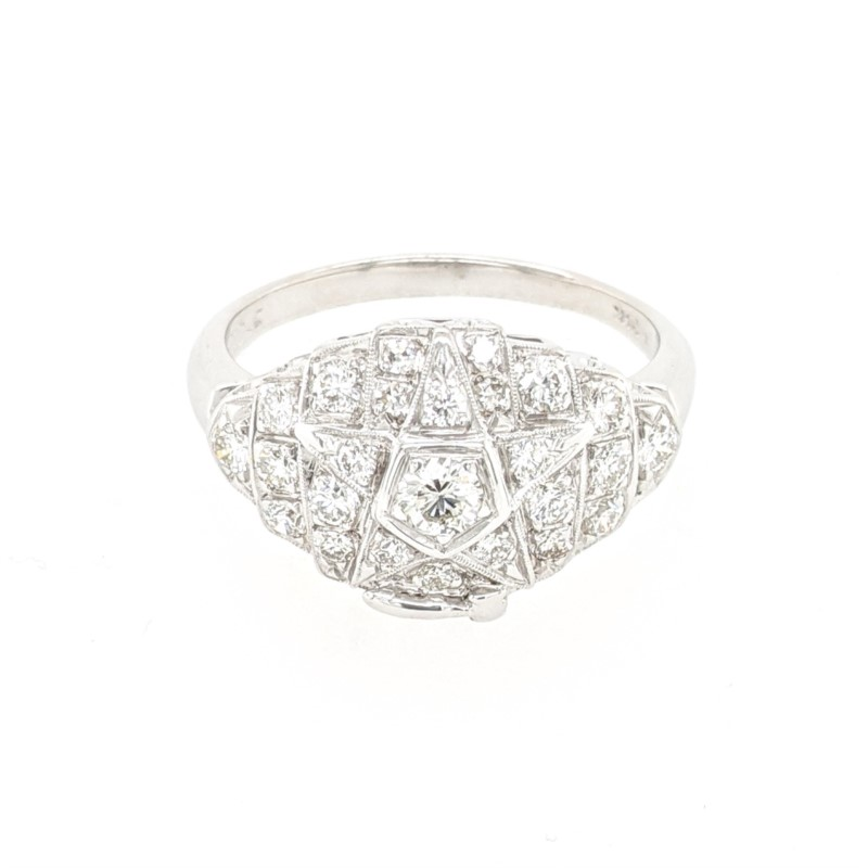 Diamond Vintage Ring