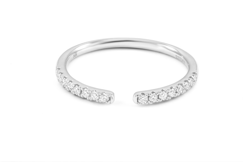 Open Diamond Band