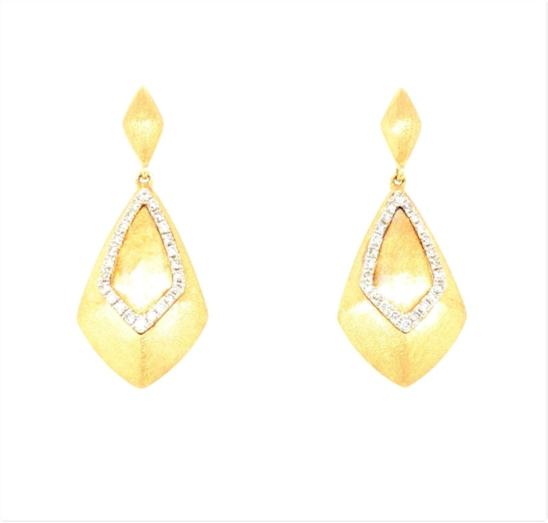 Kite Diamond Earrings