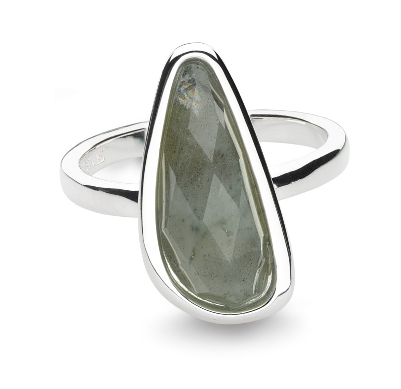 Labradorite Coast Ring