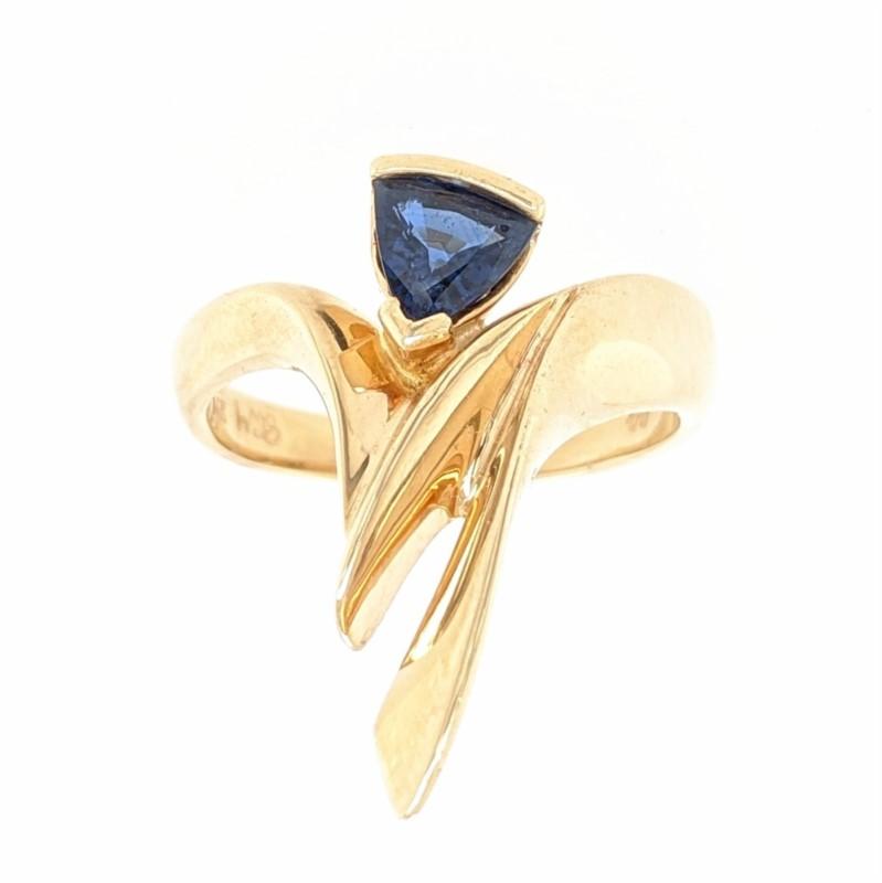 Sapphire ~22Yosemite Falls~22 Ring