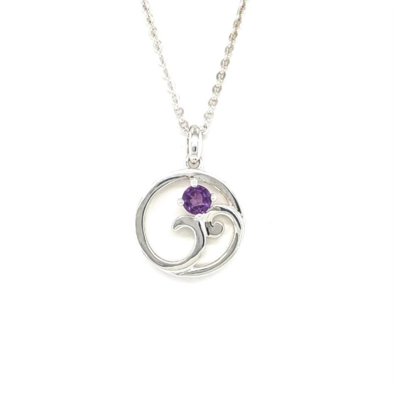 Amethyst Cosmic Shine Necklace
