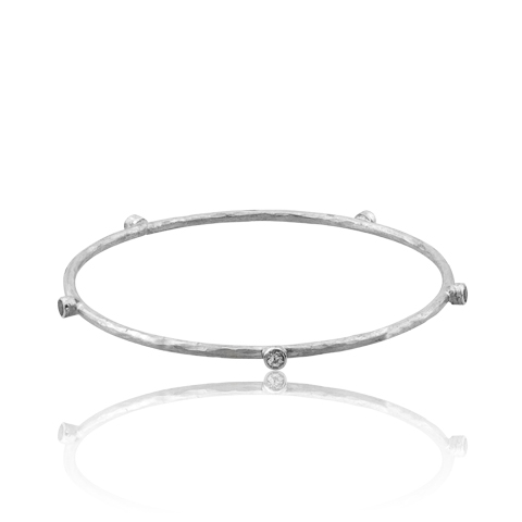 Five Station Bangle