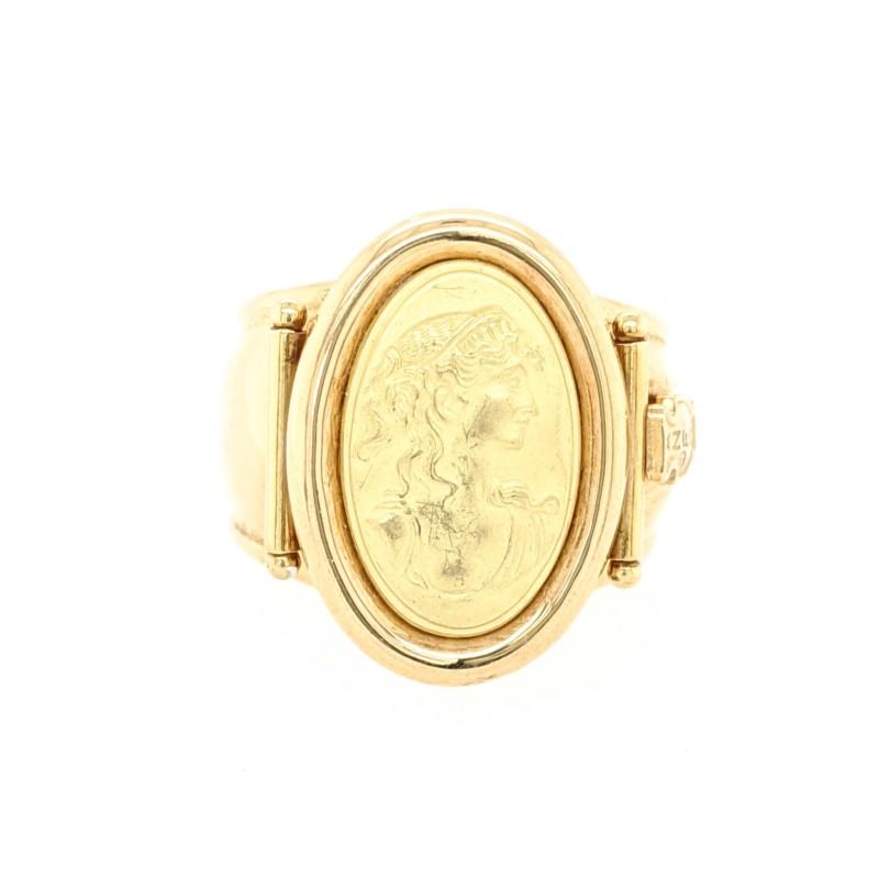 Italian Anfora Ring
