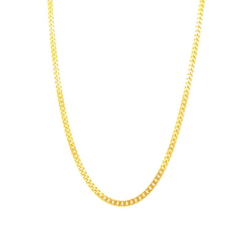 22k Curb Chain