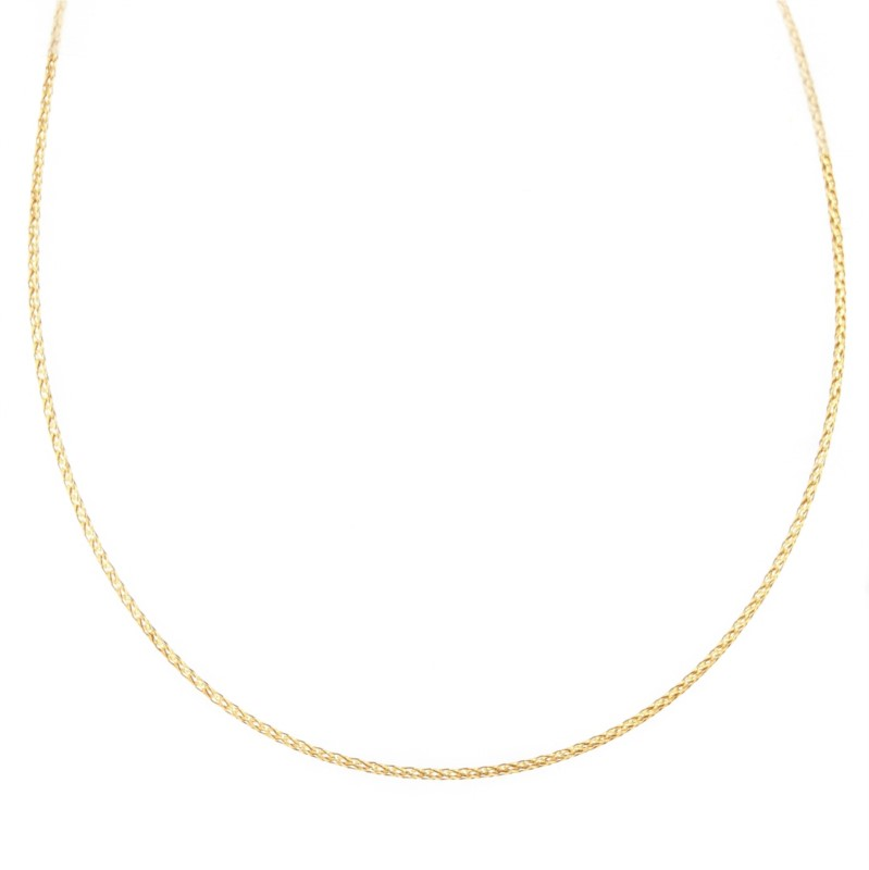 14 Karat Gold Choker