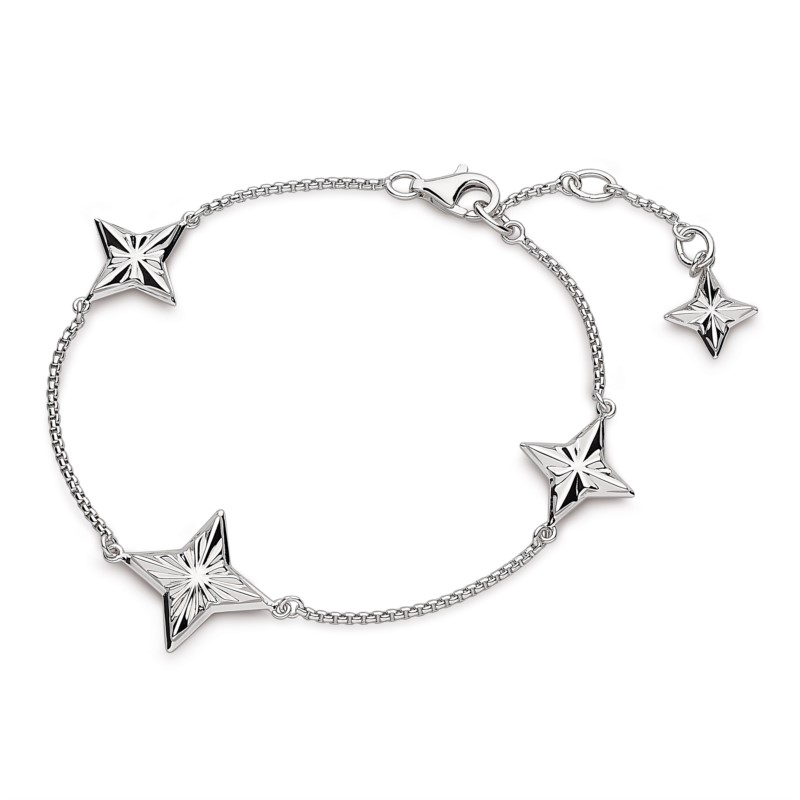 Astoria Tri-Star Bracelet