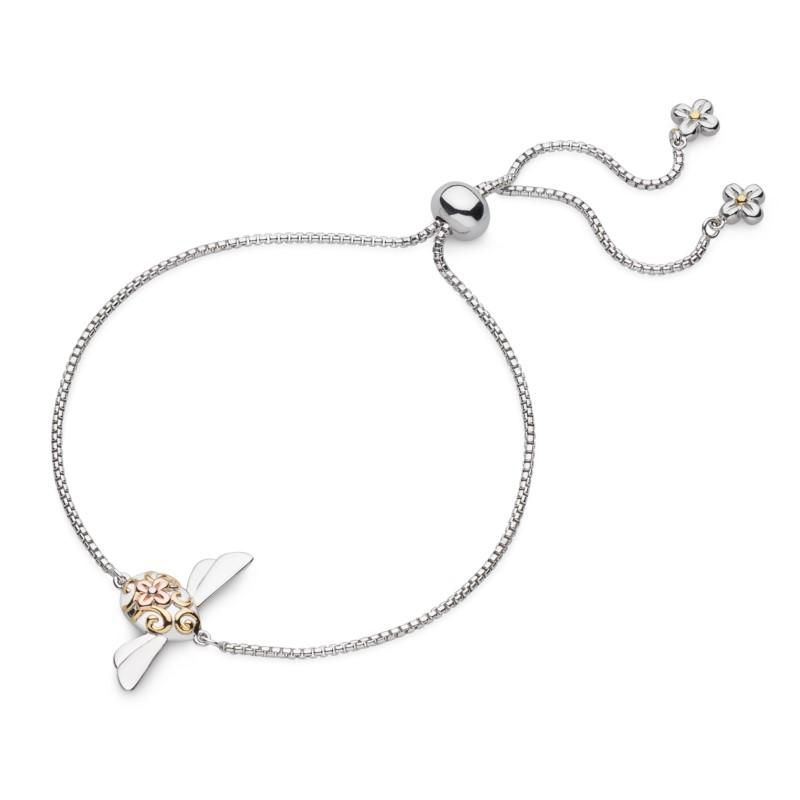 Queen Bee Toggle Bracelet