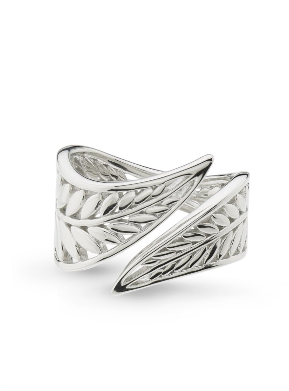 Blossom Leaf Ring