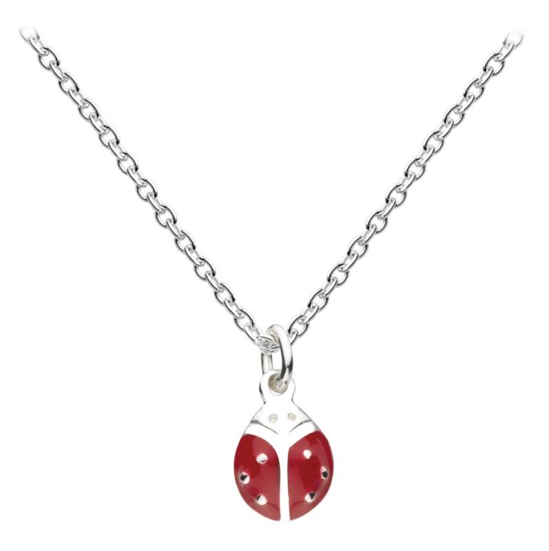 Mini Ladybug Necklace