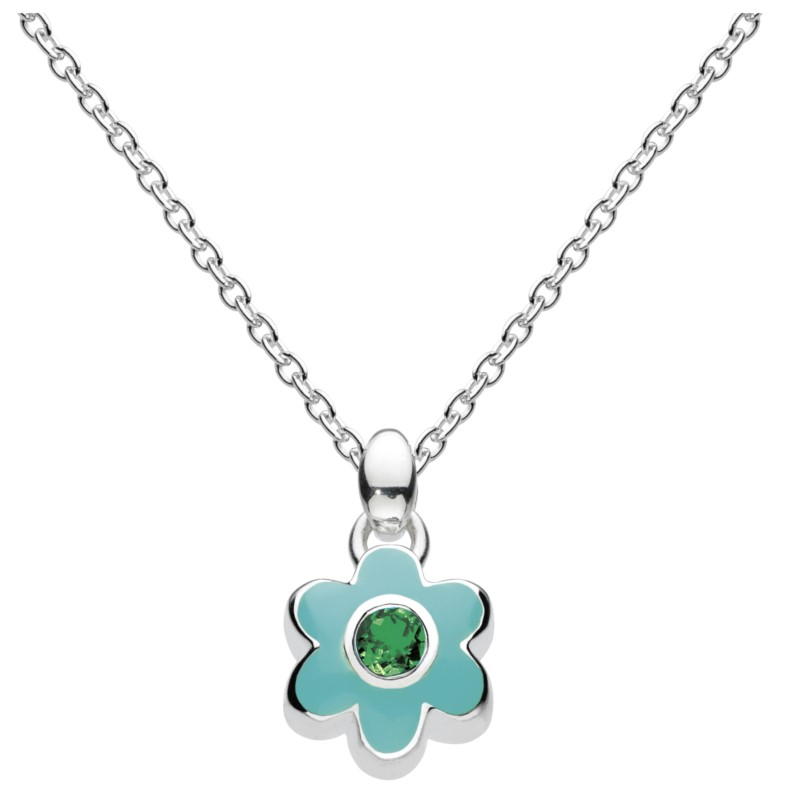 May Flower Necklace