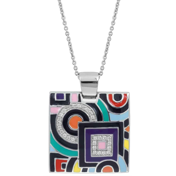 Geometrica Necklace