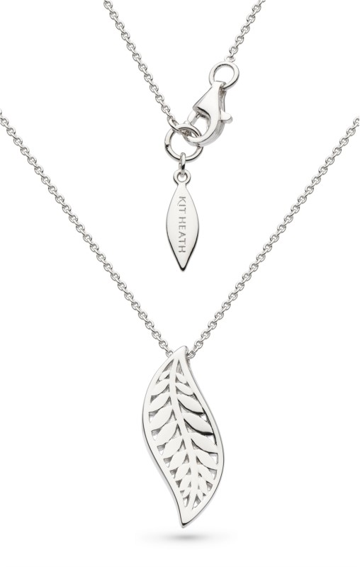 Blossom Leaf Necklace