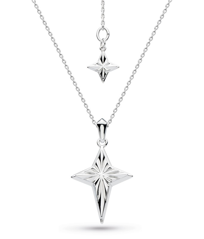 Astoria Star Cross Necklace