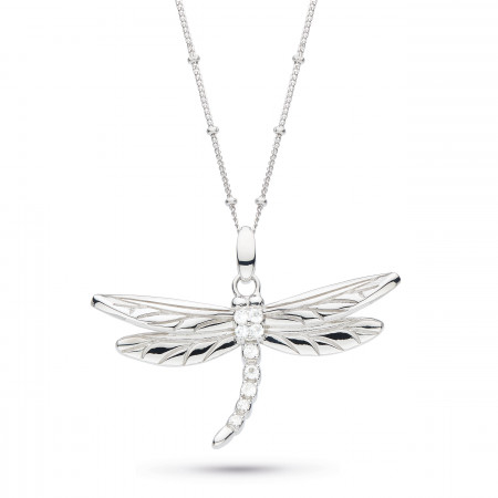 Blossom Dragonfly Necklace