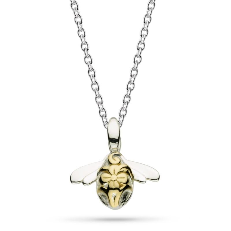 Mini Bumblebee Necklace