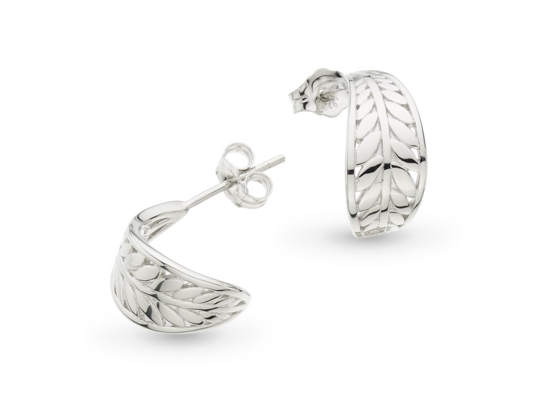 Blossom Leaf Earrings