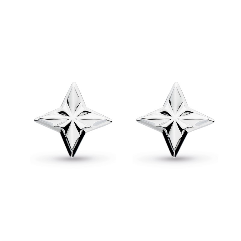 Astoria Star Stud Earrings