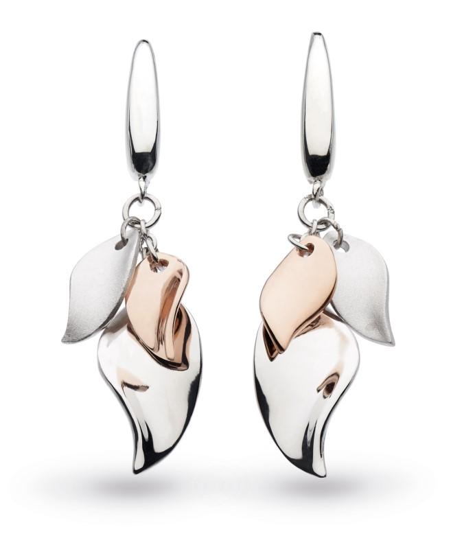 Leaf Cluster Earrings