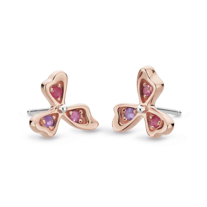 Petal Bloom Stud Earrings