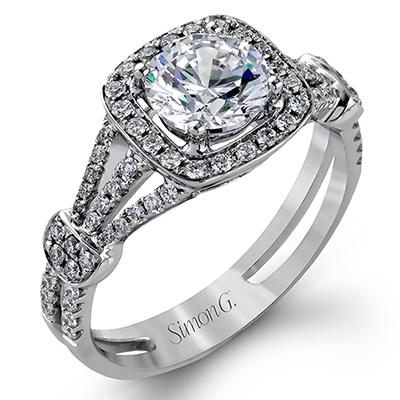 Diamond Rows Ring